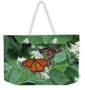 Monarch Butterfly 69 Weekender Tote Bag
