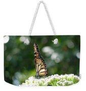 Monarch Butterfly 72 Weekender Tote Bag
