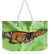 Monarch Butterfly Rocking Chair Weekender Tote Bag