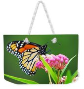 Monarch Butterfly Simple Pleasure Weekender Tote Bag