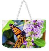 Monarch II Weekender Tote Bag
