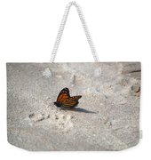 Monarch On The Beach Weekender Tote Bag