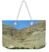 Monastary On The 40-day Mountain Weekender Tote Bag