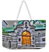 Monastere Des Augustines Weekender Tote Bag