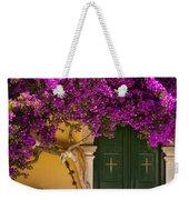 Monastery Door Weekender Tote Bag
