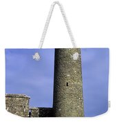 Monastic Round Tower Weekender Tote Bag