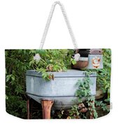 Monday Is Laundry Day Weekender Tote Bag