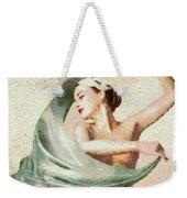 Monet Movement Weekender Tote Bag