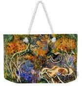 Monet Under Water Weekender Tote Bag