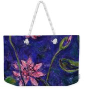 Monet's Lily Pond I Weekender Tote Bag