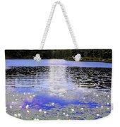Monet's Prelude Weekender Tote Bag