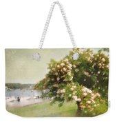 Monet's Tree Weekender Tote Bag