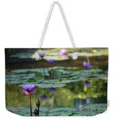 Monet's Waterlily Pond Number Two Weekender Tote Bag