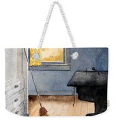 Monhegan Kitchen Weekender Tote Bag