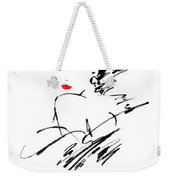 Monique Variant 1 Weekender Tote Bag by Giannelli