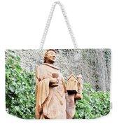 Monk Of St Goar Weekender Tote Bag