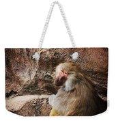 Monkey Business Weekender Tote Bag
