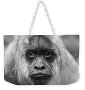 Monkey Eyes Weekender Tote Bag
