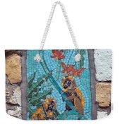 Monkey's Mosiac 03 Weekender Tote Bag