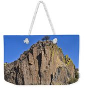 Monolith At Indian Lodge Weekender Tote Bag