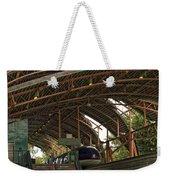 Monorail Depot Disneyland 01 Weekender Tote Bag