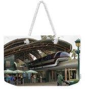 Monorail Depot Disneyland 02 Weekender Tote Bag