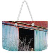 Monroe Co. Michigan Barn Weekender Tote Bag