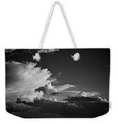 Monsoon Clouds At Sunset Weekender Tote Bag