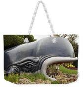 Monstro The Whale At Disneyland Side View Weekender Tote Bag