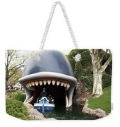 Monstro The Whale Boat Ride At Disneyland Weekender Tote Bag