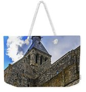 Mont St Michel Tower Weekender Tote Bag
