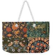 Montage Of Morris Designs Weekender Tote Bag