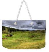 Montana Breeding Ground Weekender Tote Bag