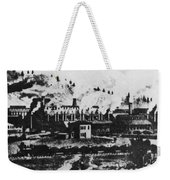 Montana Smelting, 1880s Weekender Tote Bag