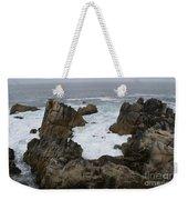 Monterey Bay - California Weekender Tote Bag