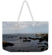 Monterey Bay View Weekender Tote Bag
