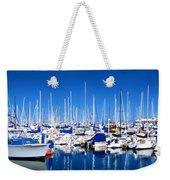 Monterey Bay Yacht Club 19704 Weekender Tote Bag