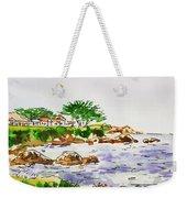 Monterey- California Sketchbook Project Weekender Tote Bag