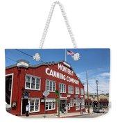 Monterey Cannery Row California 5d25045 Weekender Tote Bag