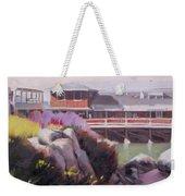 Monterey Fisherman's Wharf Weekender Tote Bag