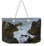 Monterey Rocks - California Weekender Tote Bag