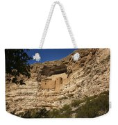Montezuma Castle National Monument Az Dsc09056 Weekender Tote Bag