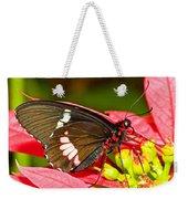 Montezuma Cattleheart Butterfly Weekender Tote Bag