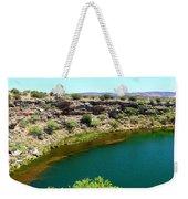 Montezuma Well  Weekender Tote Bag