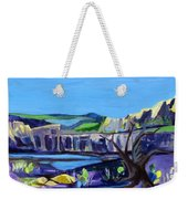 Montezuma's Well Weekender Tote Bag