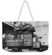 Montgomery Ward, C1906 Weekender Tote Bag