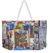 Montmartre View Weekender Tote Bag