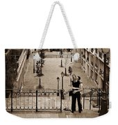 Montmartre Moment Weekender Tote Bag