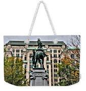 Montreal Boer War Memorial Weekender Tote Bag