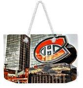 Montreal C Weekender Tote Bag